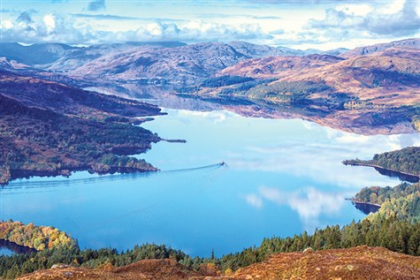 In the Footsteps of Rob Roy. Loch Lomond&Trossachs