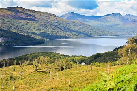 A 5 Day Escorted Coach Holiday to the Bluebell Glades in the Trossachs with Johnsons Coaches