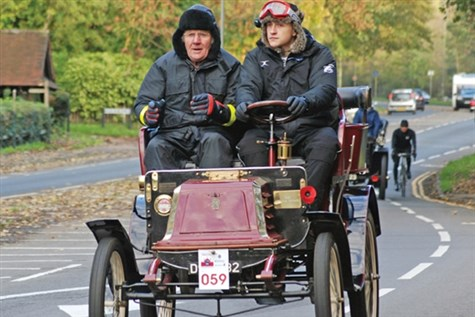 Bonhams London To Brighton Car Run