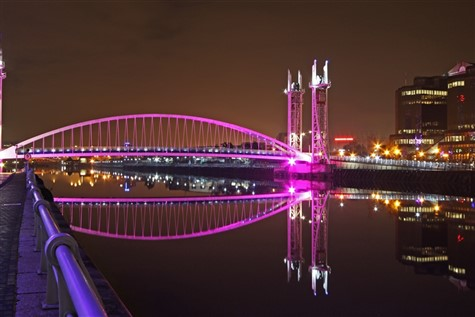Salford Quays, Manchester Express Excursion
