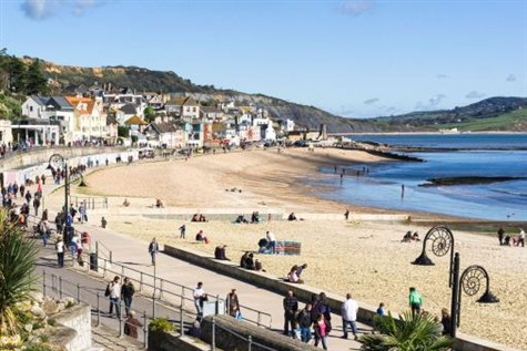 West Bay & Lyme Regis, Dorset