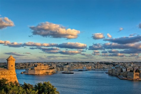 Discover Malta, by air