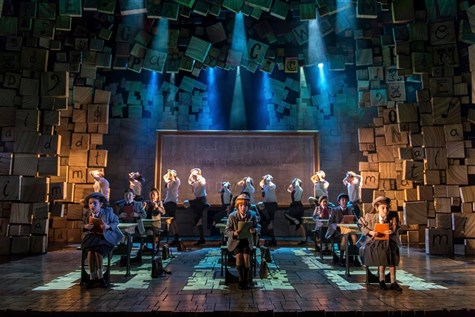Matilda The Musical At The Birmingham Hippodrome
