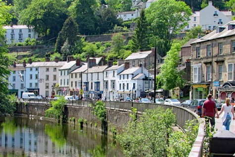Matlock Bath & Ashbourne Express Excursion