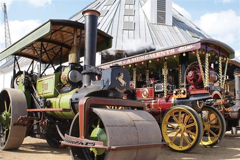Easter - Chatham Festival of Steam & Transport