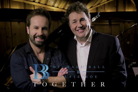 Michael Ball and Alfie Boe Back Together Tour