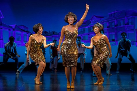 Motown the Musical, Opera House in Manchester