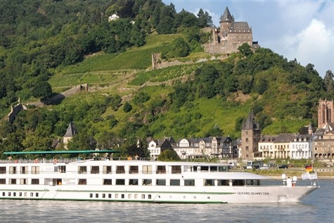 Romantic Rhine Valley River Cruise
