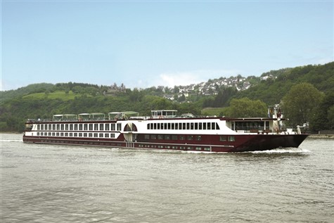 Christmas Rhine Cruise (by Air)