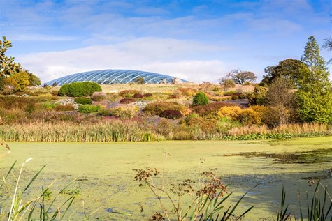 National Botanic Garden of Wales, Carmarthenshire