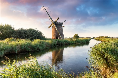 Great Yarmouth & The Norfolk Broads 2021