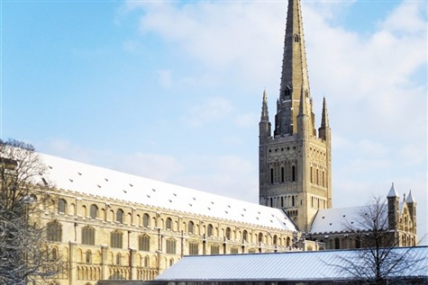 Norfolk Gems - Christmas in Norwich