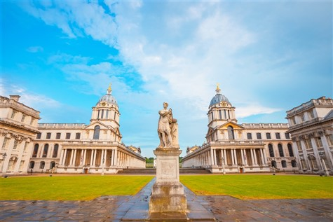 Old Royal Naval College in London