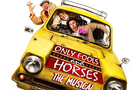 'Only Fools & Horses' The Musical, in London