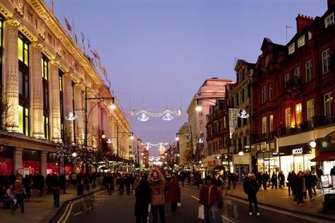 London Shopper Express Excursion