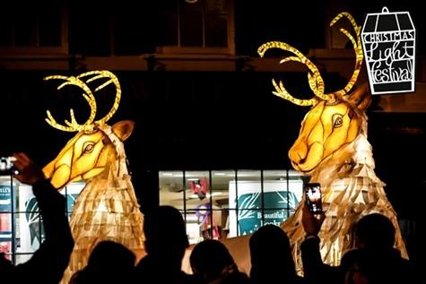 Oxford Christmas Shopping & Light Festival