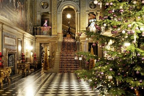 Christmas at Chatsworth Great Break