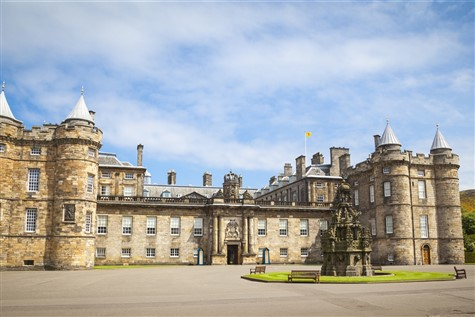 Houses & Castles of the Scottish Borders