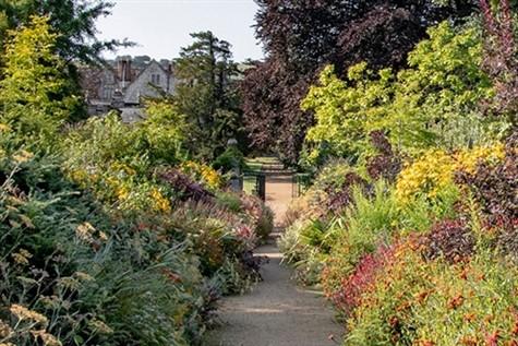 Parham House & Gardens, West Sussex