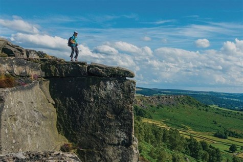Active Traveller - Dovedale Derbyshire Peaks