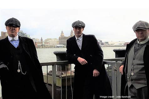 Peaky Blinders Guided Tour - Liverpool