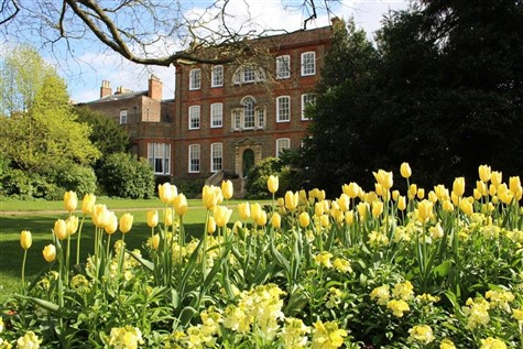 Peckover House & Garden (NT), Cambridgeshire