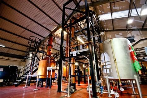 Penderyn Distillery Tour & Tasting, Brecon Beacons