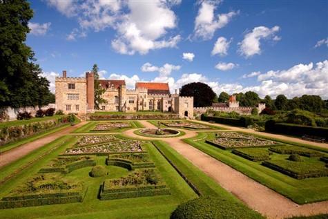 Penshurst Palace & Gardens, Kent