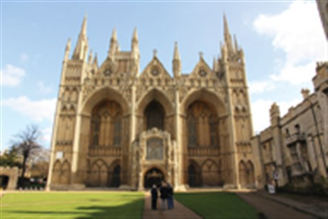 Peterborough Cathedral Guided Tour