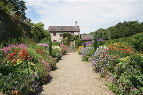 Celebrated Gardens of North Wales