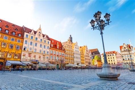 Picture Postcard Poland