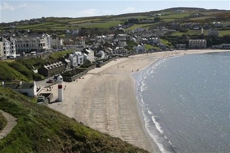 Isle of Man (By Air)