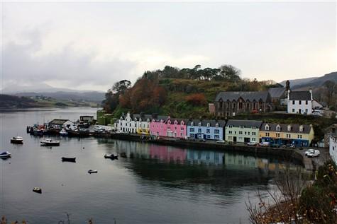 The Inner Hebridean - Arran, Islay & Skye
