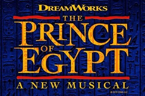 Prince of Egypt Musical