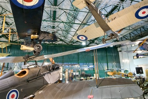 An Express Excursion to the RAF London Museum with Johnsons Coaches