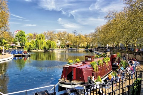 London's Hidden Waterway