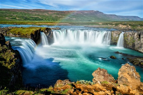 Whales, Wonders & Waterfalls of Iceland