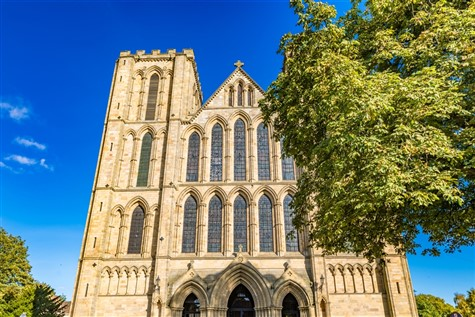 Ripon Cathedral Home, Garden & Flower Festival