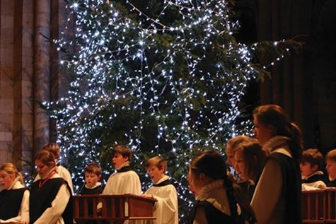 Christmas at Ripon Cathedral