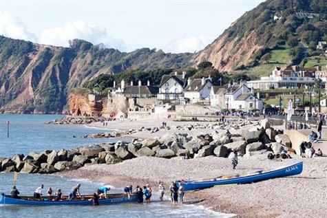 Luxury Traveller Great Break Sidmouth, Belmont