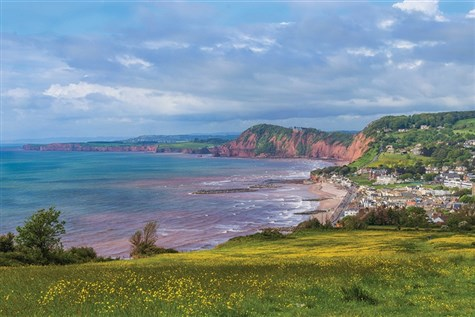 Relaxed Traveller - Sidmouth Timeless Charm