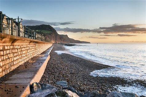 Twixmas in Sidmouth