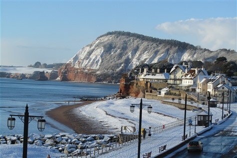 Sidmouth at Christmas at the Royal York & Faulkner