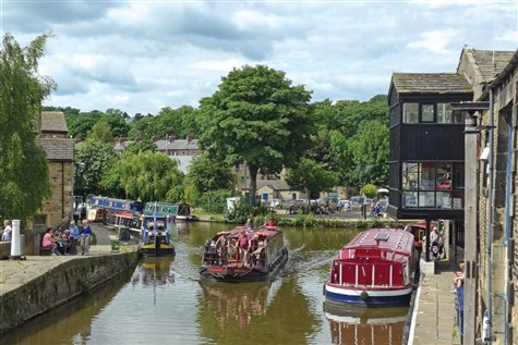 Skipton Market & Haworth Express Excursion