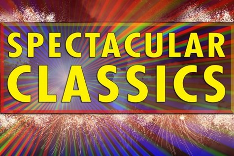 Spectacular Classics at the Symphony Hall