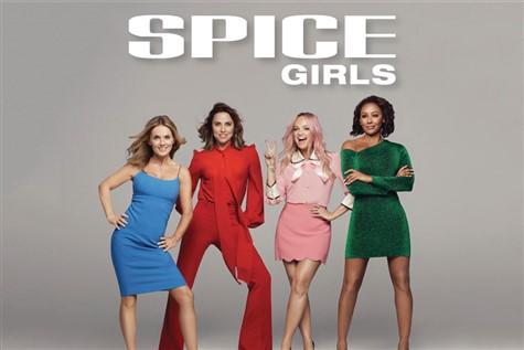 Spice Girls Transport - Wembley Stadium, London