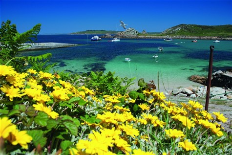 The Enchanting Isles of Scilly, by Air - 6 Days