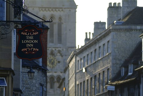 Stamford - Historic Market Town