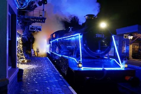 Steam in Lights