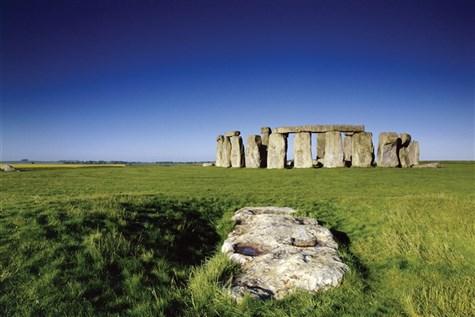 Salisbury & Stonehenge in Wiltshire